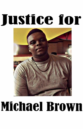 Justice For Michael Brown Sweatshirt and Hoodie