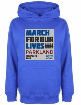 March 4 Our Lives Parkland Hoodie
