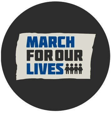 March for Our Lives Pin