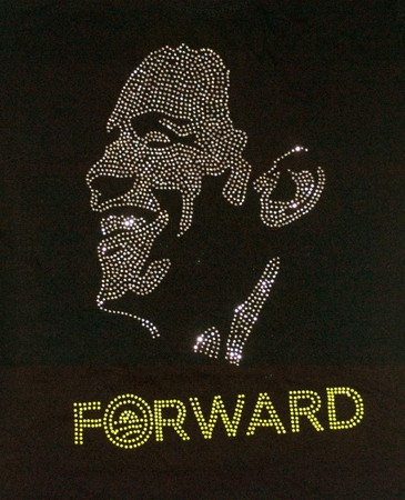 Neon Obama Foward Shirt