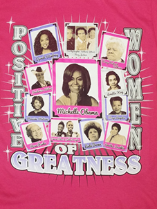 Positive Women Of Greatness T-Shirt