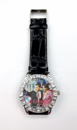 President Obama and the First Lady Wrist Watch Only $18!