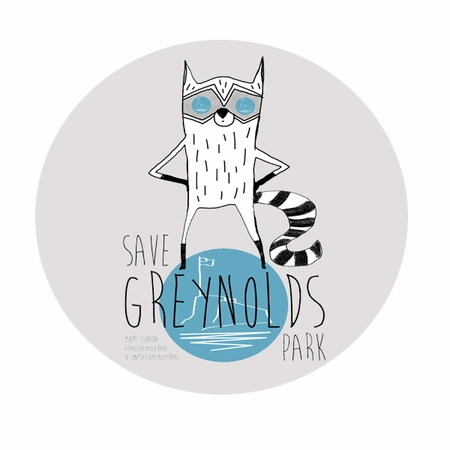 New Save Greynolds Park Magnet