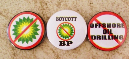 NO OFFSHORE DRILLING BUTTONS