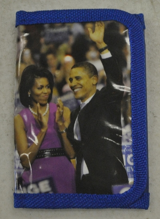 Obama First Lady Wallet