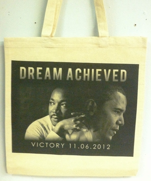 Obama, MLK Dream Achieved