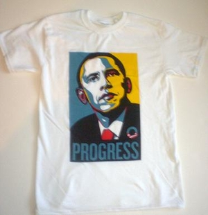 Obama PROGRESS  T-Shirt