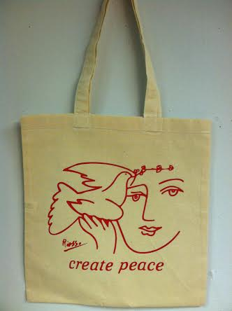 Pablo Picasso, Create Peace Bag