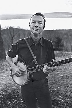 Pete Seeger, Songwriter and Champion of Folk Music, Dies at 94