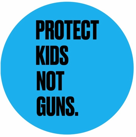 Protect Kids. Not Guns. Pin