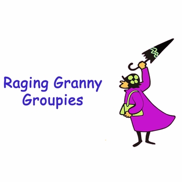 Raging Granny Groupie T-Shirt