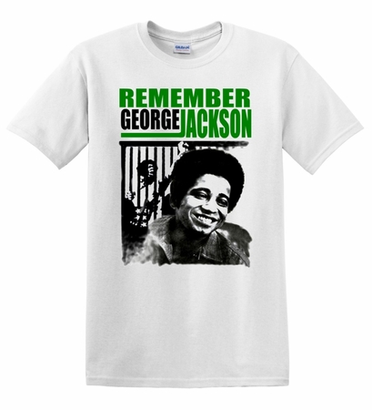 Remember George Jackson T-shirt