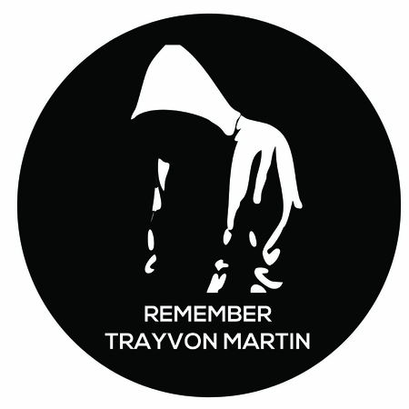 Remember Trayvon Martin Button