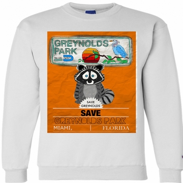 Save Greynolds Park Sweatshirt