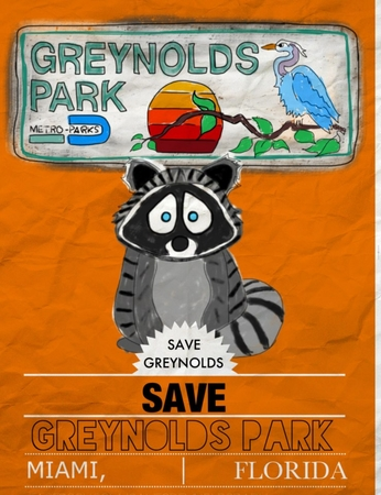 Save Greynolds Park T-Shirt