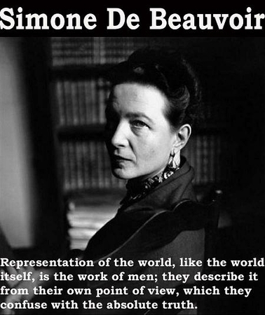 Simone De Beauvoir Shirt