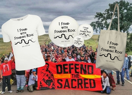 Solidarity with Standing Rock