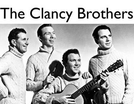 The Clancy Brothers T-shirt