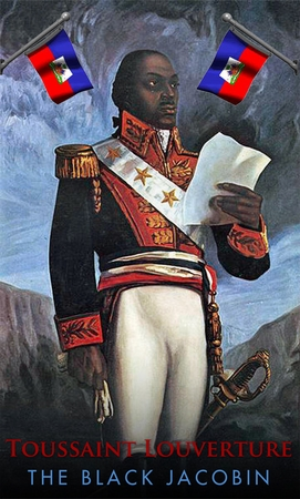 Toussaint Louverture The Black Jacobin T-shirt
