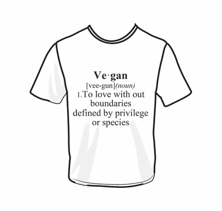 Vegan Definition T-Shirt