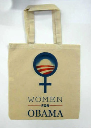Women for Obama Tote Bag