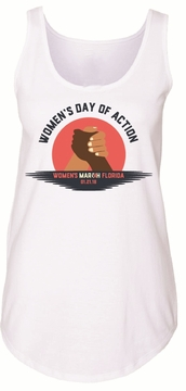 Women's March Anniversary Tank Top