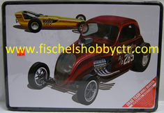 AMT 627 1/25 Double Dragster 2-N-1 Tin KIT