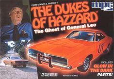 MPC 754 1/25 Ghost Of General Lee by ROUND 2 LLC