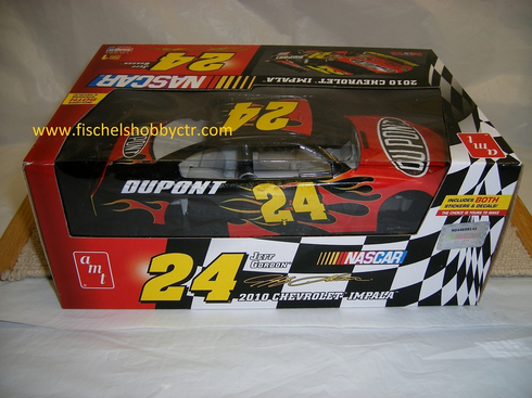 1/25 NASCAR 2010 # 24 Jeff Gordon Snap by ROUND 2