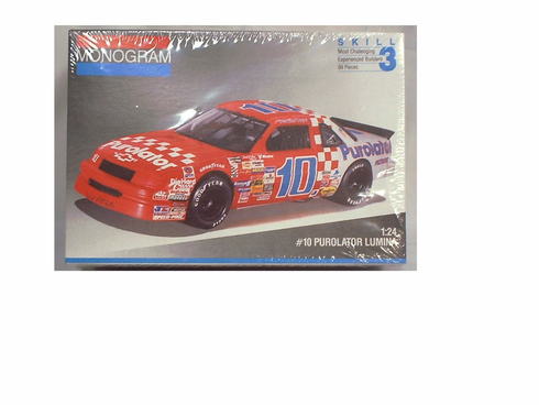Monogram 2941 10 Purolator Lumina Derrike Cope model