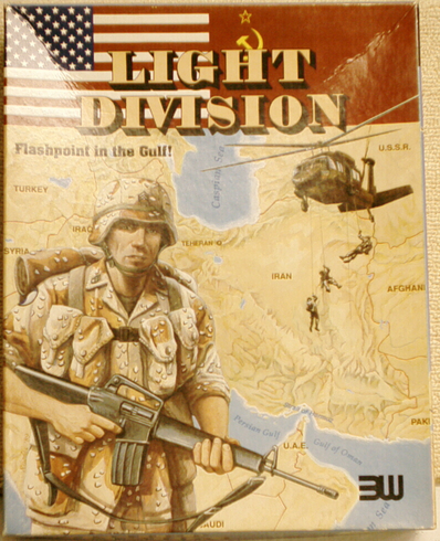 3W Inc Light Division Flash point in the gulf RPG