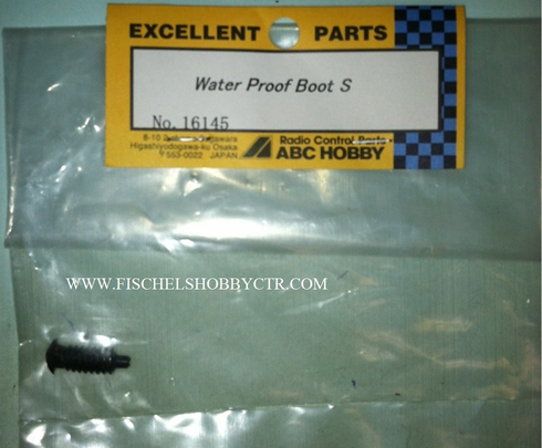 ABC Hobby 16145 water proof boot 1.5mm hole