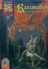 AD & D 2500 Karameikos kingdom Of Adventure