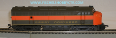 AHM Great Northern Dummy Unit F7A HO
