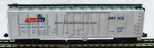 AHM Therm Ice Corporation refrigerator box car # TICX 8903 N scale