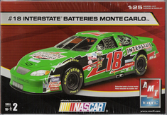 AMT 38071A #18 Bobby Labonte Interstate Battery 1/25 nascar kit