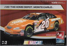 AMT 38070A #20 Tony Stewart Home Depot 1/25 nascar kit
