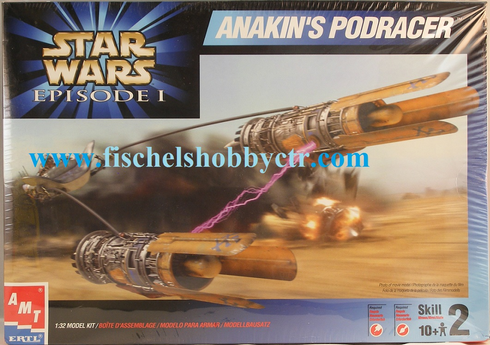 AMT 30122 Anakin's Podracer Episode 1 KIT
