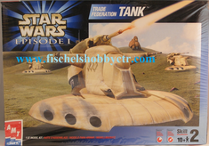 AMT 30123 Trade Federation Tank Star Wars Episode 1 KIT