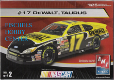 AMT 38065A # 17 Dewalt Taurus Matt Kenseth 1:25 model kit