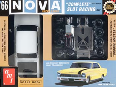 AMT 745 SCAMT745/12 1/25 '66 Ch Nova Slot Car Kit