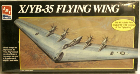 AMT 8615 X/YB-35 Flying wing 1:72 scale