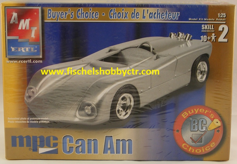 Amt Ertl 38087 MPC Can Am 1/25th plastic kit