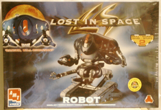 AMT 8458 Lost in SpaceRobot  model kit