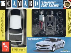 AMT 743 SCAMT743/12 1/25 '06 Ch Camaro Concept Slot Car Kit