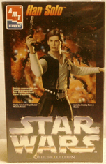 AMT 8785 Star Wars Han Solo kit