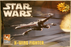 AMT 38366 Star Wars Large X-wing Fighter kit