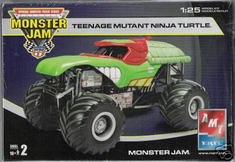 AMT 38186 Teenage Mutant Ninja Turtle Monster truck kit