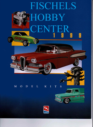 AMT ERLT 1999 Model kit / die-cast Catalog