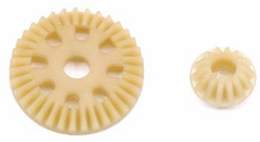 Associated 21022 18T Spur Gear & Input Gear